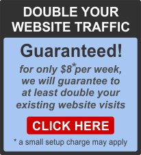 double your website traffic