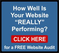 get a free website audit